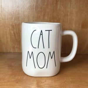 "Rae Dunn ""Cat Mom"" Mug"